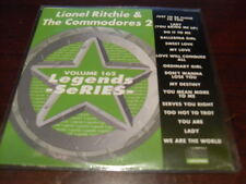 LEGENDS KARAOKE CD+G VOL 162 LIONEL RITCHIE & THE COMMODORES 2  NEW