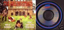 "The Rolling Stones ""She's A Rainbow"" 2 Track CD LONDON"