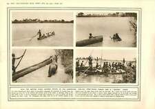1915 Allied Expeditionary Force CAMEROON Garua
