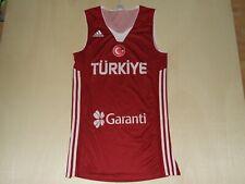 Shirt Maillot Tank Top Basketball Sport Turkey Size M