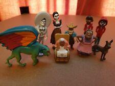 New Disney Pixar COCO Cake Toppers 9 Figures.
