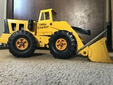 "VINTAGE TOY 1960S TONKA  21"" LARGE BUCKET LOADER TRUCK TRACTOR"
