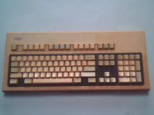 Compaq Enhanced Keyboard - foam and foil keyswitch - vintage, working
