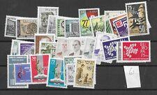 1961 MNH Turkey year collection postfris**