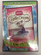 Angelina Ballerina: Ballet Dreams [DVD] New