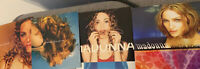 Madonna 4x Cardboard Sleeves Perfrct Condition