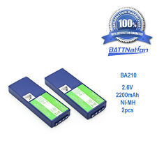 2x 2*6V 2200mAh Ni-Mh Crane remote battery for HBC FUB10AA FUB10XL FUB78AA
