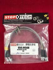 STOPTECH STAINLESS STEEL REAR BRAKE LINE 00-05 TOYOTA MRS SPYDER  950.44508
