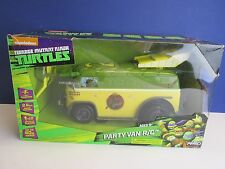 TMNT R/C remote control party wagon VAN TEENAGE MUTANT NINJA TURTLE F77