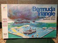 Vintage 1976 Bermuda Triangle Game MB Milton Bradley #4603 Board GameComplete