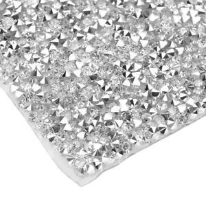 Ribbon Bling Bling Wrap Bulk Plastic Rhinestones Ribbon For Home Commercial
