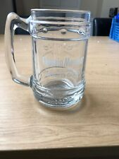 Captain Morgan Rum Official Spiced Gold Heavy Glass Tankard Drinking Mug 8