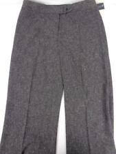Jones New York Charcoal Gray Montmartre Pants Womens sz 4 Stretch 29 x 31.5 NWT
