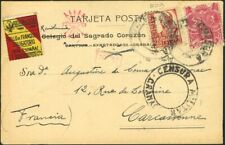 España. Viñeta. Contrassegno Ref:9487