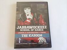 Jabbawockeez School Of Dance Lesson 2: Syncopation & Timing - The Kaboom DVD NEW