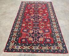 Antique Persian rug HERIZ measuring 102x65 cm circa 1930