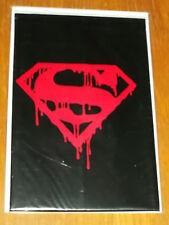 SUPERMAN #75 NM (9.4) DC COMICS BLACK POLYBAG WITH EXTRAS JANUARY 1993