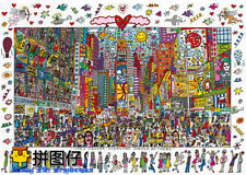 Ravensburger New York Times Square Jigsaw Puzzle 1000 Pieces 19069 Gift