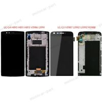 For LG G4 G5 Touch Digitizer LCD Display Screen Assembly Frame Replacement New