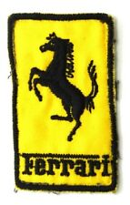 Toppa Patch Ferrari cm 3,5 x 6