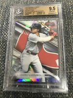 Andrew Benintendi 2016 Bowman's Best Refractor Rookie Card RC BGS 9.5 Gem Mt