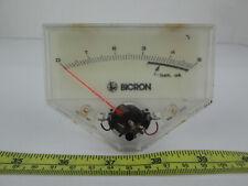 Bicron 0 5 Meter Gauge 9400022 For Radiation Geiger Counter Detector Sku E1