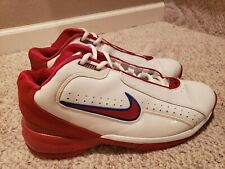 new product cbe7b 72bdc Nike Zoom Flight 2k3 2003 Red White Blue RARE sz 12