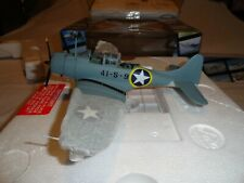 "B11B632 Franklin Mint SBD3 Dauntless VS-41, ""Operation Torch"", Northwest Africa"