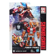 Transformers Generations Power of the Primes Planet Cybertron Deluxe Wreck-Gar