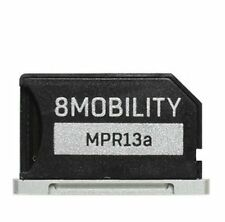 "iSlice Aluminium MicroSD SD Storage Adapter 8MOBILITY for MacBook Pro 13"" Retina"