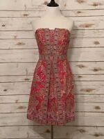 Beth Bowley Silk Blend Sz. 4 Dress