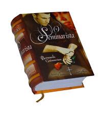 O Seminarista Bernardo Guimaraes sensacional conto Miniature Book in portuguese