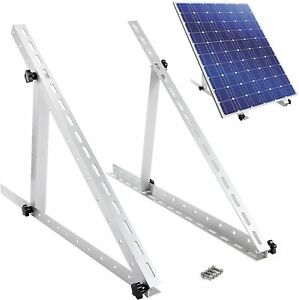 Adjustble Solar Panel Tilt Mount Brackets Mounting Solar Panel For Roof RV