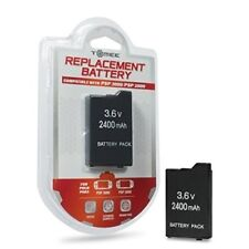 Tomee Replacement Battery For PSP 3000 PSP 2000 UMD Brand New 2E