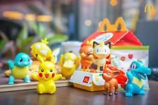 McDonald Happy Meal Toy 2018 Pokemon Asia BRAND NEW & SEALED