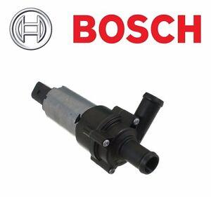 For Audi TT Quattro VW Golf Jetta Auxiliary Water Pump Bosch Germany 3D0965561D