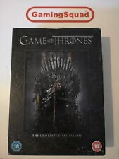 Game of Thrones Season 1 DVD, Supplied by Gaming Squad