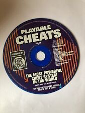 Playable Cheats Ps2 Disc Powered By Action Replay DISC Only