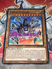 Carte Yu Gi Oh CYBER ELTANIN LEDD-FRB09 x 3