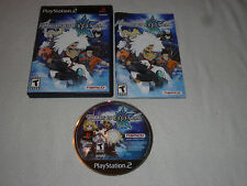 PLAYSTATION PS2 VIDEO GAME TALES OF LEGENDIA COMPLETE W CASE & MANUAL NAMCO RPG