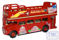 SP016 Oxford Diecast 1:76 Scale Washington Bus Open Top Routemaster