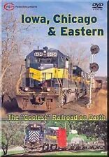 Iowa Chicago and Eastern The Coolest Railroad on Earth