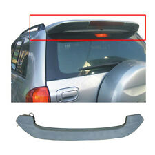 Unpainted Spoilers with LED light Rear Wings Tail Lip For Toyota RAV4 2001-2005