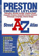Preston Street Atlas (A-Z Street Atlas), Very Good Condition Book, Geographers A