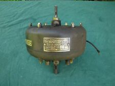 Antique Holtzer-Cabot Electric Co. 1/8 HP Electric Motor From Early 1900s