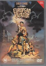 National Lampoon's European Vacation / Chevy Chase - DVD NTSC REGION 4