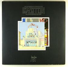 "2x 12"" LP - Led Zeppelin - Soundtrack - The Song Remains The Same - M1108"