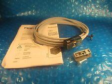 Festo, SMEO-1-LED-24 B, Electric Proximity Switch Sensor, 30459 includes bracket