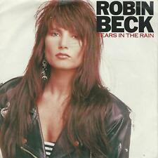 "ROBIN BECK "" TEARS IN THE RAIN / A HEART OF YOU""  7"" MADE IN GERMANY"