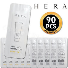 Hera Sun Mate Protector 1ml x 90pcs (90ml) SPF 50+ PA+++ Sample Newist Version
